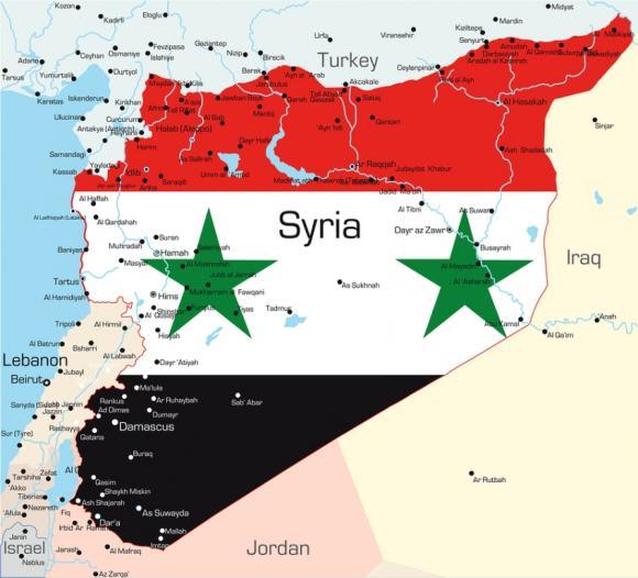 دوئل قدرت های داخلی و منطقه ای برای تسلط بر سوریه در پساداعش