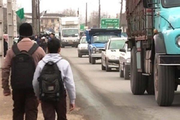 آمار تصادفات در مناطق تحت پوشش طرح ایمنسازی مدارس به صفر رسید