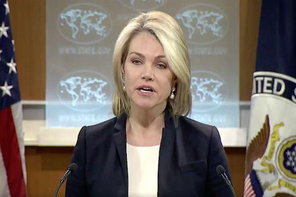عامل حمله تروریستی اهواز آن را محکوم کرد!/سخنگوی وزارت خارجه آمریکا:محکوم می کنیم و در کنار مردم ایران هستیم!