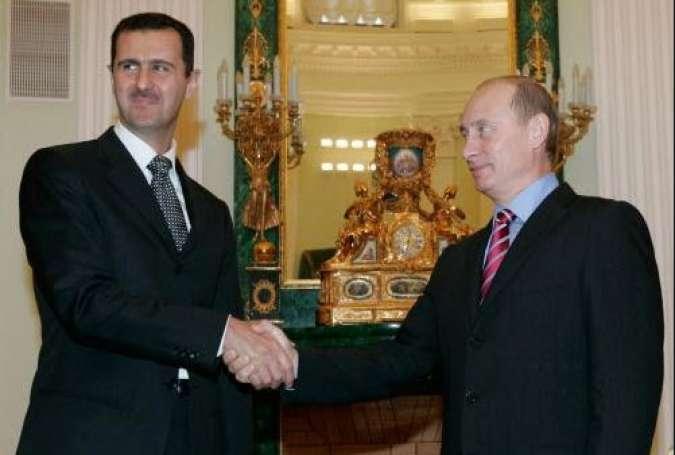 بازی نرم پوتین برای رقم زدن سرنوشت سوریه در پساداعش