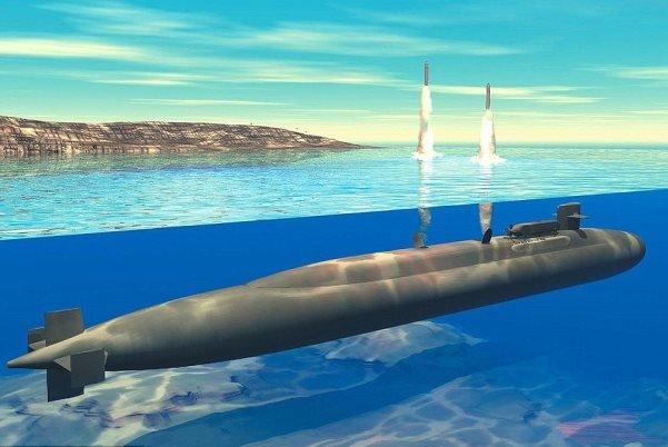 رونمایی از زیردریایی جدید روسیه با قابلیت پرتاب 20 کلاهک هسته ای