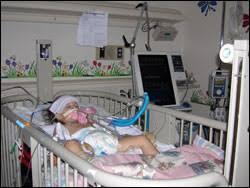 آزار ناپدری، کودک ۲ ساله را روانه ICU کرد