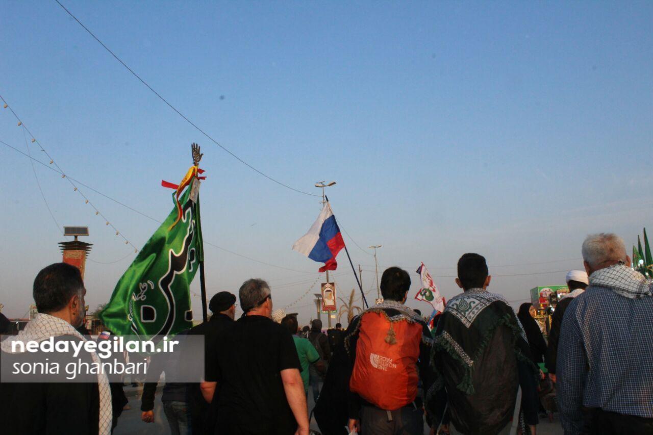 گزارش تصویری راهپیمایی اربعین حسینی (3)