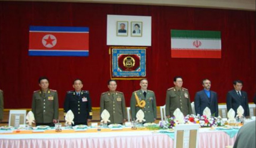 ایران در خاک کره شمالی بمب هسته ای می سازد/مقامات نظامی ایران در پیونگ یانگ دیده شده اند