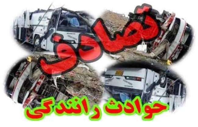 تصادف شدید۳خودرو درمحور انزلی-رضوانشهر