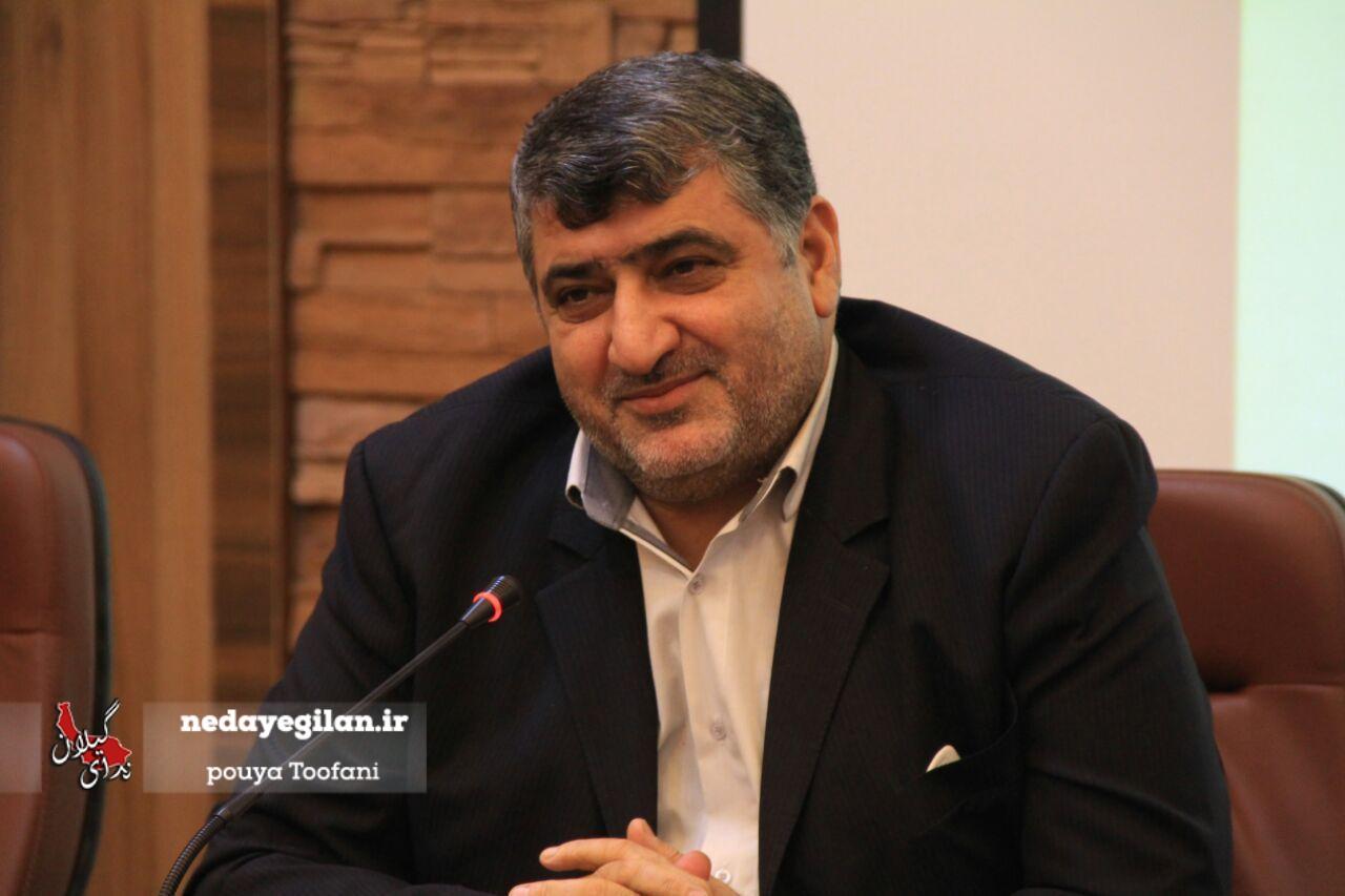 باید برای پروژه های کلان گیلان ردیف بودجه مستقل بگیریم/نباید حق استان در بودجه ۱۴۰۰ ضایع شود