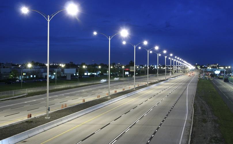 اجرای سیستم روشنایی جدید در ۷ نقطه پرحادثه گیلان