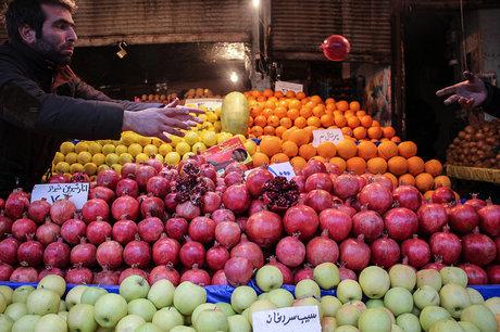 1400 تن میوه شب عید در گیلان ذخیره شد/ذخیره 2500 تن گوشت مرغ در استان