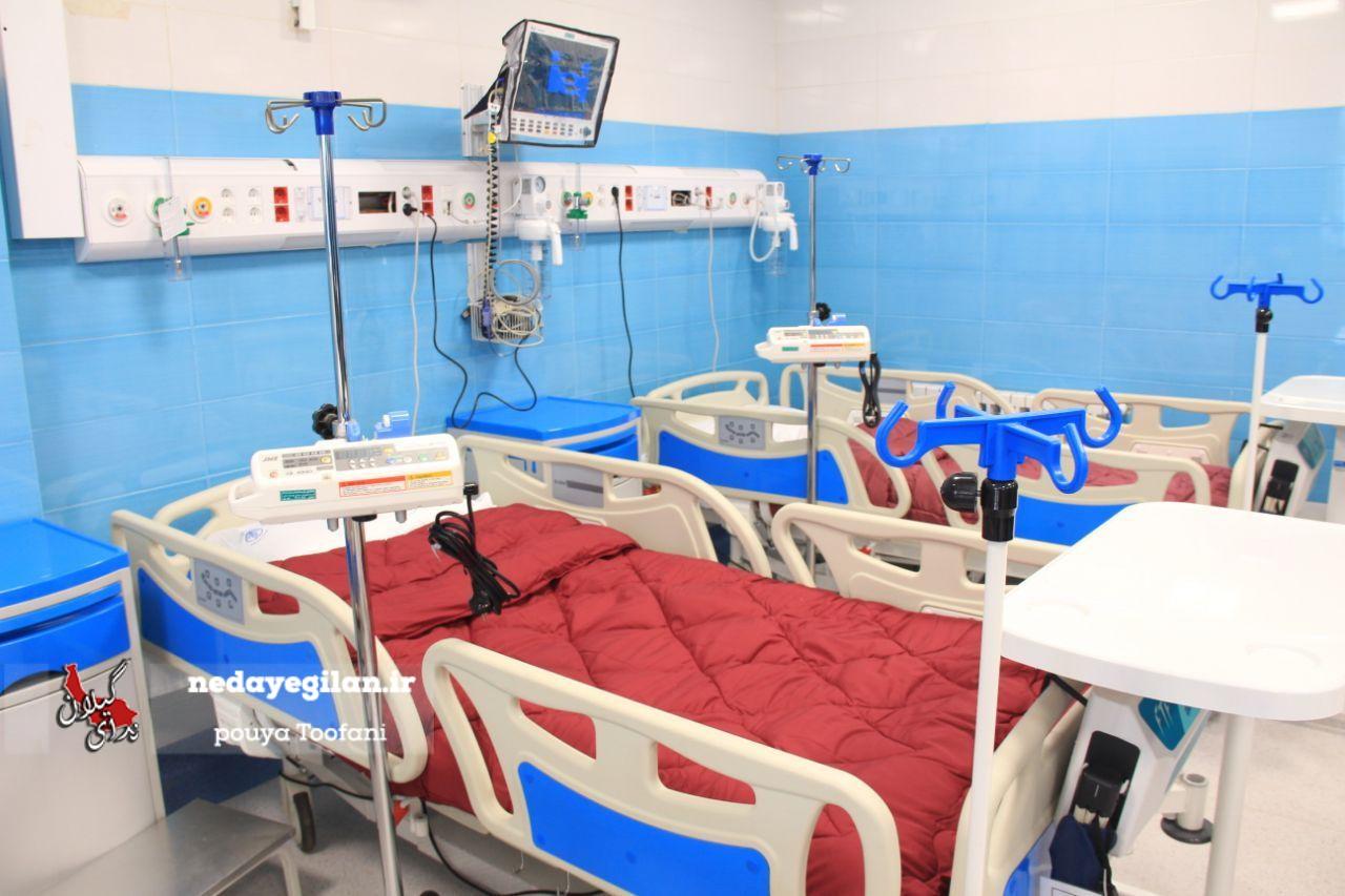 پیشرفت 50 درصدی طرح توسعه بیمارستان شهید بهشتی انزلی/بخش اورژانس بیمارستان هفته دولت امسال افتتاح می شود