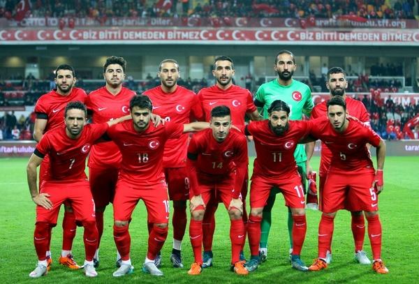 تیم ملی فوتبال ایران به مصاف ترکیه می رود