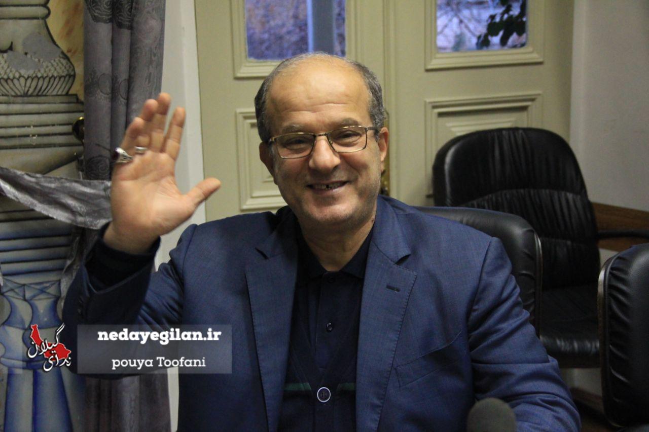 قرار نبود به عنوان رئیس شورا انتخاب شوم/به خواسته رمضانپور این مسئولیت را قبول کردم