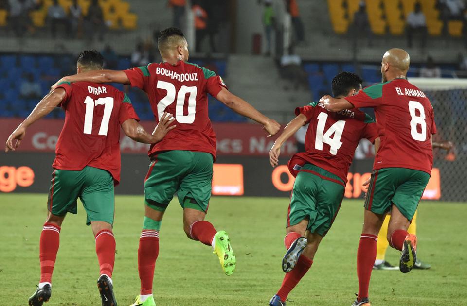 قدرت نمایی حریف ایران در جام ملت های آفریقا/مراکش با درهم کوبیدن حریفان صعود کرد