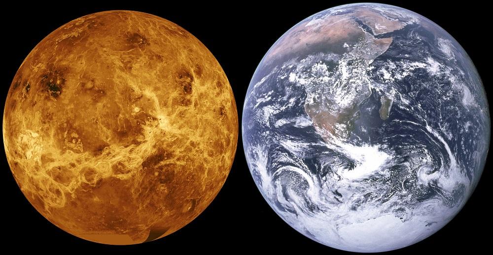 زمین تبدیل به جهنمی داغ شبیه سیاره زهره می شود