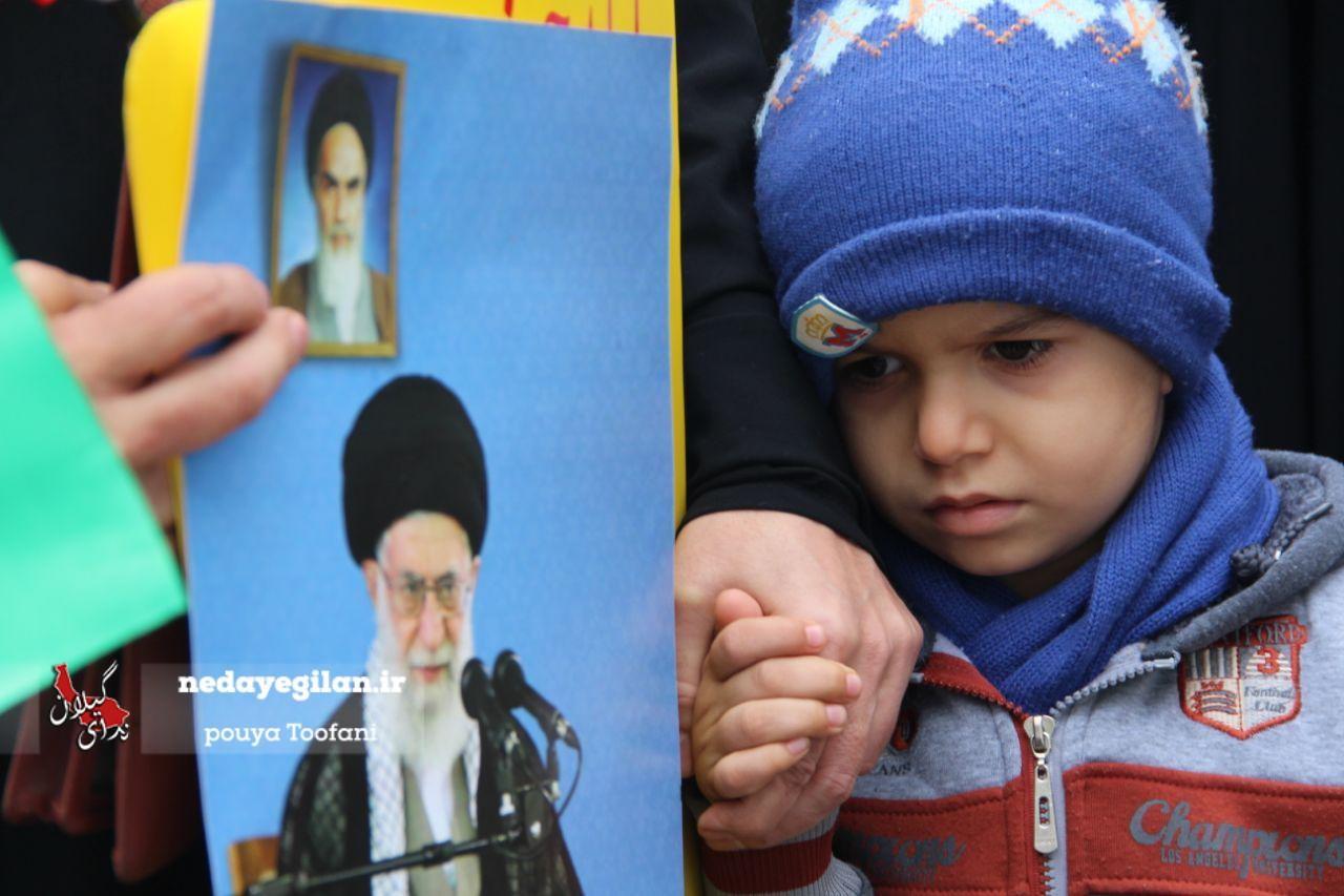 گزارش تصویری همایش طلایه داران بصیرت در رشت