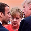 واکنش اروپایی ها به جنگ تجاری ترامپ|هم پیمانمان قدیمی رو در روی یکدیگر می ایستند