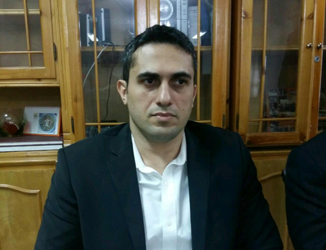 انتخاب مجدد اصغر ابراهیمی به عنوان رئیس هیئت وزنه برداری گیلان