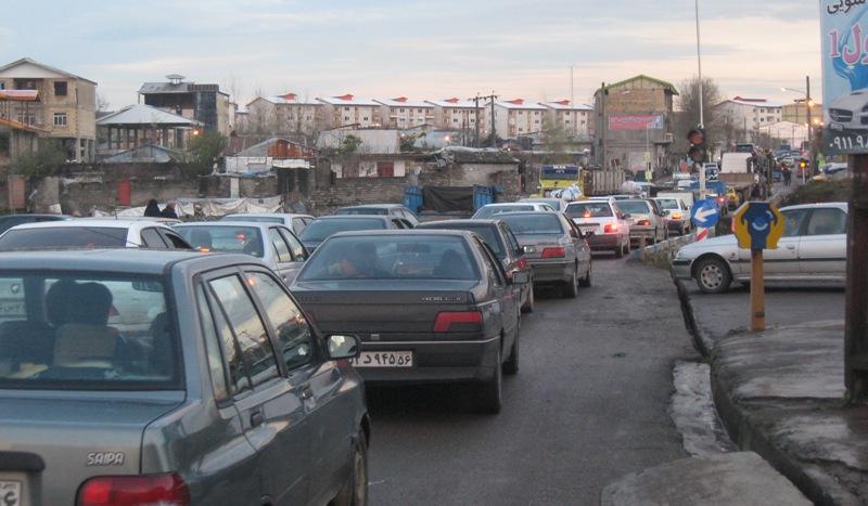 ترافیک بزرگترین معضل تالش در ایام نوروز است/برگزاری روز بدون خودرو در شهرستان