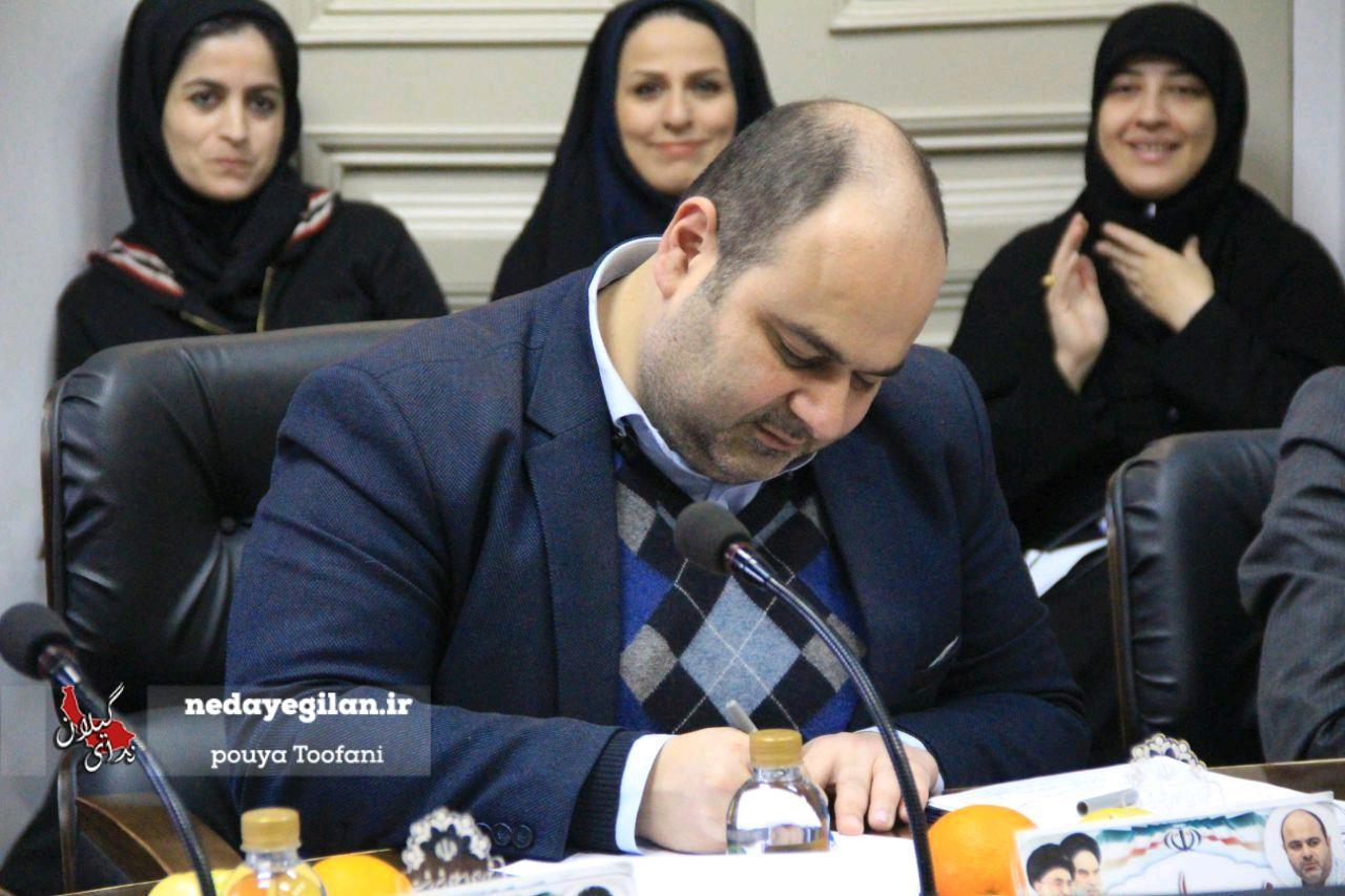 واکنش شدیداللحن رضا رسولی به حواشی انتخابات هیات رئیسه شورای شهر رشت
