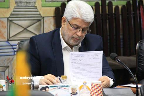 بیانیه قدردانی و تشکر عضو شورای اسلامی شهر رشت از مردم و برگزارکنندگان سالگرد میرزا