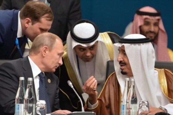 روسیه به عربستان پیشنهاد ساخت نیروگاه هسته ای داد!
