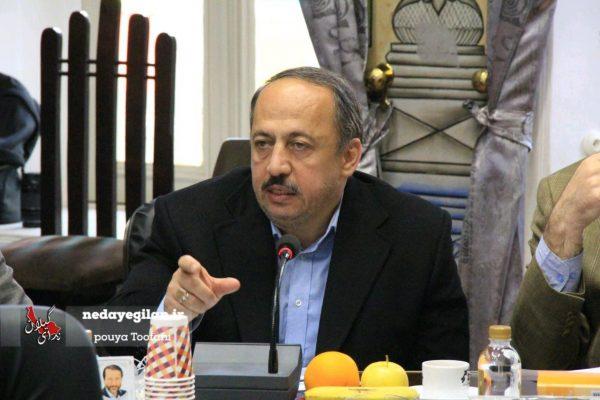 سرمایه گذاری دولت در تصفیه خانه شهر رشت منتفی است