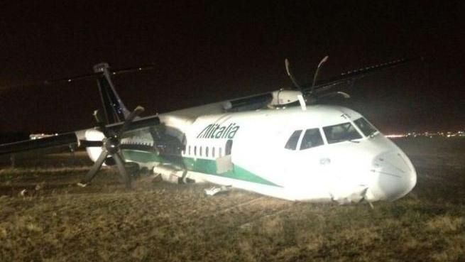 هواپیمای ATR 72 پیش از این 8 بار سقوط کرده بود!