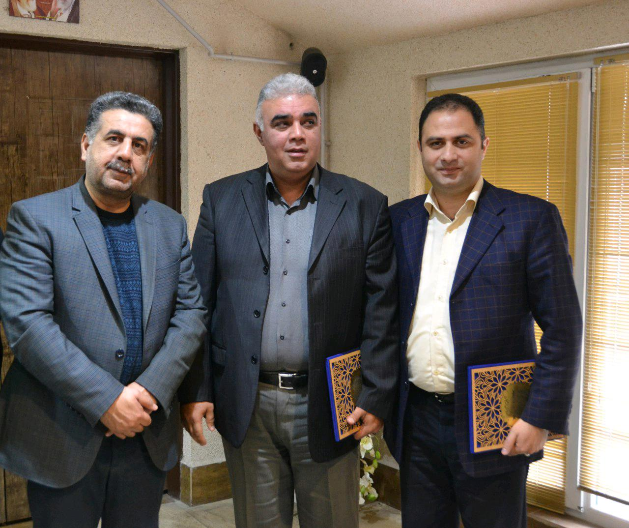 دو انتصاب جدید در شهرداری لاهیجان