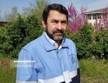 حمیدرضا آذرپور معاون گردشگری میراث فرهنگی گیلان
