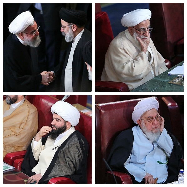 گزارش تصویری افتتاحیه چهارمین اجلاسیه دوره پنجم مجلس خبرگان رهبری