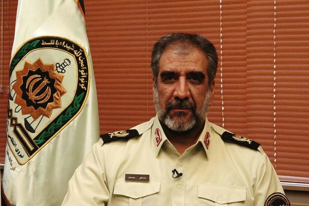 آمادگی پلیس برای همکاری هرچه بیشتر با منطقه ویژه اقتصادی پیام