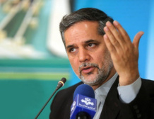 سید حسین نقوی حسینی سخنگوی کمیسیون امنیت ملی