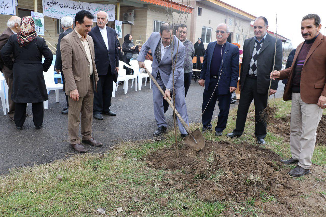 اجرای طرح هشت محل، هشت بهشت در لاهیجان