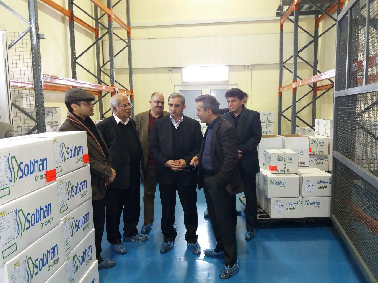 فعالیت 6 شرکت داروسازی در گیلان/ گیلان بعنوان قطب داروسازی کشور شناخته می شود