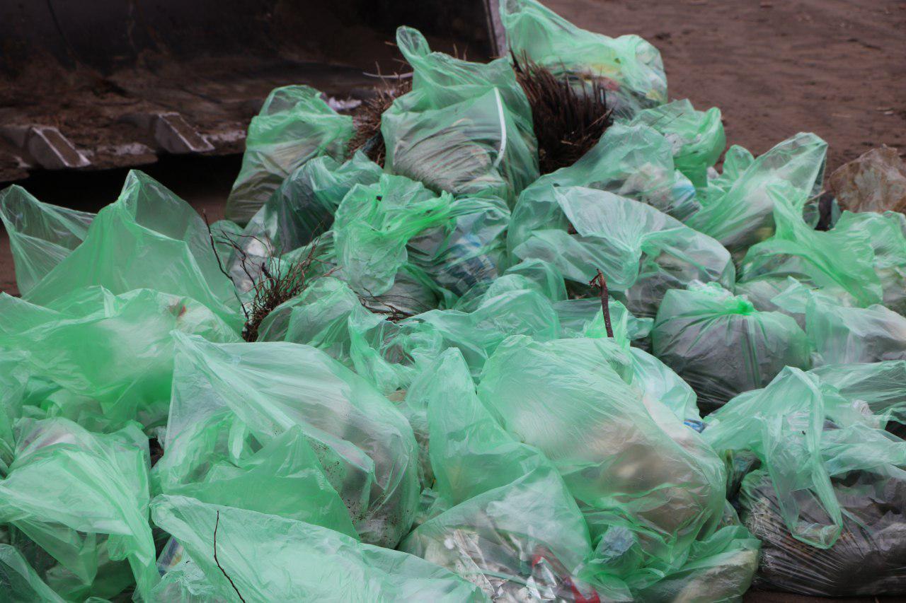اجرای طرح پاکسازی سواحل کلاچای