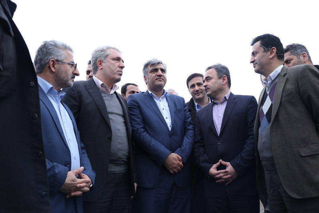 افتتاح هتل 5 ستاره رسپینا در شهرستان لاهیجان