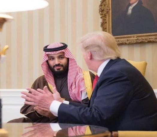ترامپ چگونه با ادعای خروج از سوریه عربستان را دوشید؟!