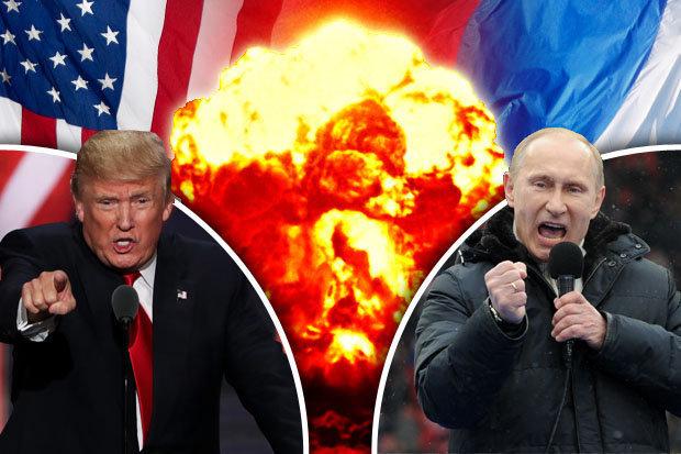 سوریه صحنه نبرد روسیه و آمریکا/جنگ لفظی به رویارویی نظامی تبدیل می شود؟