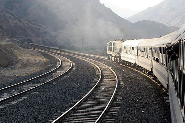جابه جایی حدود ۳ میلیون تن کالا از طریق خط ریلی گیلان