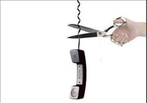 اختلال در ارتباط تلفن های ثابت شهرستان آستانه اشرفیه