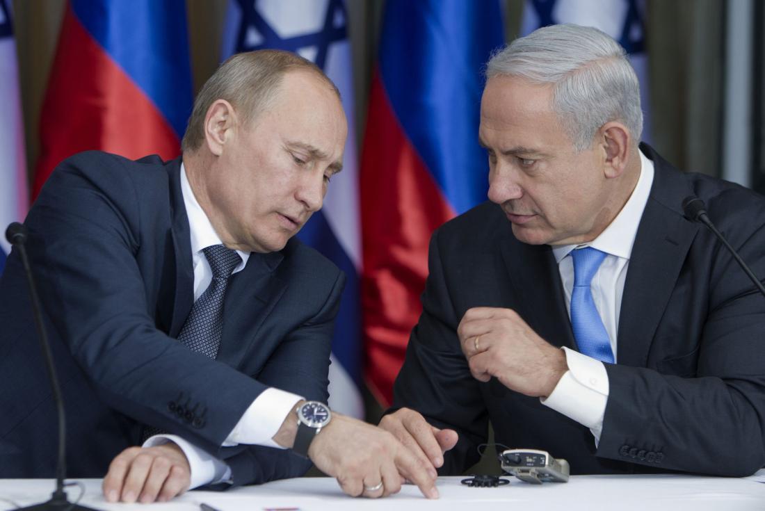 توافق اسرائیل و روسیه برای دور کردن نیروهای ایرانی از سوریه