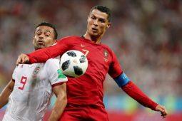 گزارش تصویری دیدار دو تیم پرتغال و ایران