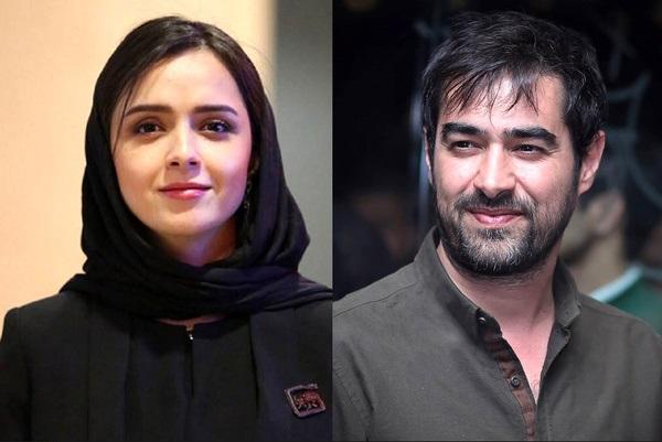 انتخاب شهاب حسینی و ترانه علیدوستی به عنوان موفق ترین زوج سینمایی