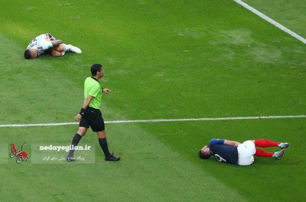 علیرضا فغانی فینال جام جهانی را سوت می زند؟