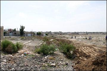 بازگردانی ۹۳۵۰۰ متر مربع از اراضی تصرف شده دولتی