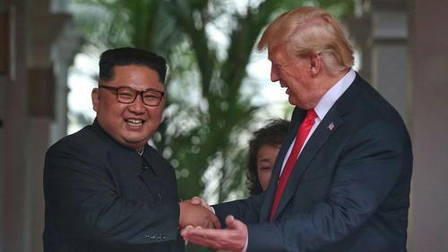در دیدار رهبران آمریکا و کره شمالی چه گذشت؟