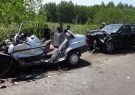 تصادف مرگبار پراید با سورنتو در محور ضیابر-پونل/هر 4 سرنشین پراید کشته شدند