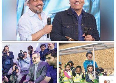 از وزیر گیمر آموزش و پرورش تا شوخی زشت مهران مدیری با عطاران