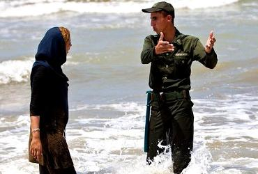 بکارگیری پلیس افتخاری امنیت اخلاقی در سواحل گیلان