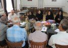 نشست کارگروه های اتاق شکوفایی شهری رشت برگزار شد