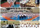 قهرمانی گیلان در مسابقات کاراته سبک کیوکوشین ایران
